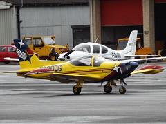 N330DG Marchetti SIAI SF260 (Aircaft @ Gloucestershire Airport By James) Tags: james airport gloucestershire lloyds marchetti sf260 siai egbj n330dg