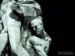roma-214 novembre 2015 (Fabio Gentili Photography) Tags: bw italy rome roma bn coliseum foriimperiali colosseo