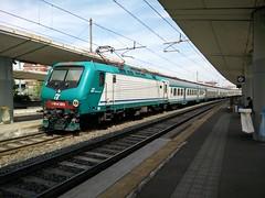 E464.202 RGV 10218 a Lingotto FS (simone.dibiase) Tags: train torino trains porta treno 202 nuova stato trenitalia lingotto treni dello veloce ferrovie regionale 10218 e464 xmpr