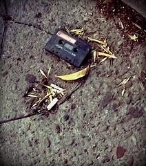 Fosil-2016 (pvossorio) Tags: old vintage recuerdo cassette pasado fosil