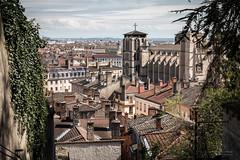 Lyon28#Explored (Iorraine_) Tags: city canon lyon sigma cathdrale toit ville saintjean tuiles