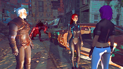 579 (Beth Amphetamines) Tags: red wallpaper white hair outfit screenshot hand ghost shell gits legendary redhead synth stanley armor stupid inthe viper commonwealth lizzy distant kusanagi purplehair cybernetic n7 motoko ashen witcher deathclaw geralt fallout4 vaultsuit