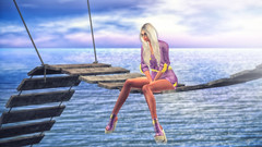Hear the voice in me (Debbie Jasper) Tags: secondlife nyas iheartsl elikatira causalfashion