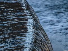 Punto sin retorno (Luicabe) Tags: naturaleza agua exterior luis zamora cabello espuma corriente cascada airelibre lquido yarat1 enazamorado luicabe