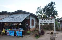 Kalaw Railway Station (Michael Chow (HK)) Tags: burma myanmar mm shan kalaw myanmarburma