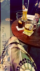 TINKABELL-019 (Tessa Hughes) Tags: party bar highheels trans crossdresser girlsnight mtf m2f overknees tgiri