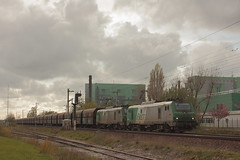 BB 27050 + BB 27062 / Dunkerque (jObiwannn) Tags: train locomotive prima fret ferroviaire