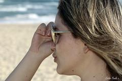 Fonte Beach (Celso Paula) Tags: brazil fortaleza sunglass braziliangirls bluesea cascavelcity fontebeach