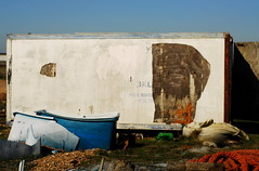 Down the boats  6 (Bruners) Tags: changing same always ever | afinemess paddyhamilton dungenessbeach