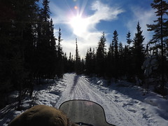 DSCN1002 (delirious_equilibrium) Tags: snow alaska fairbanks snowmobiling snowmachining