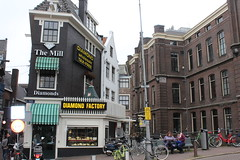 Amsterdam, Langebrugsteeg (Davydutchy) Tags: city holland mill netherlands amsterdam diamonds march factory centre nederland stadtmitte diamond paysbas centrum niederlande diamant 2016 rokin langbrugsteeg