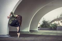 (dimitryroulland) Tags: street city light urban ballet france art dance nikon ballerina natural bordeaux 85mm dancer 18 performer d600 dimitry roulland