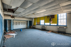 Classroom 4 (AP Imagery) Tags: school abandoned classroom decay kentucky ky forgotten elementary urbanexploring philpot urbex daviessco