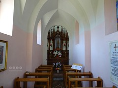 Sdtirol - South Tyrol (Italy) - Alto Adige - Italia >   Die Marienkapelle in  Altenburg (Castelvecchio) (warata) Tags: italien italy alps church italia kirche chapel alpen sdtirol altoadige castelvecchio southtirol kapelle dolomiten 2016 altenburg kaltern marienkapelle caldarosullastradadelvino