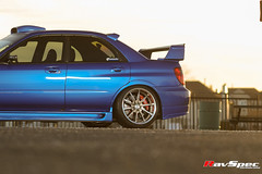 "WEDS Maverick 710S - Subaru STI 04 Blue • <a style=""font-size:0.8em;"" href=""http://www.flickr.com/photos/64399356@N08/26408228591/"" target=""_blank"">View on Flickr</a>"