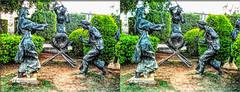 Drum (Bruno Zaffoni) Tags: china stereophotography 3d yunnan cina stereoscopy mojang