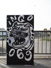 INGO (Ghost Hunter Frankfurt) Tags: streetart graffiti hall frankfurt legal gelnder ratsweg ratswegkreisel