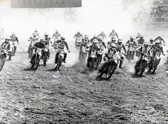 Rossini Paolo (motocross anni 70) Tags: motocross 1979 125 partenza armeno paolorossini motocrosspiemonteseanni70