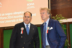 DSC_1680 (Sapienza Universit di Roma_Archivio fotografico) Tags: cerimonia olimpiadi cerimonialesapienza ufficiostampaecomunicazionesapienza comitatoroma2024