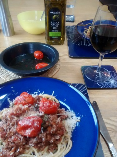 My Spaghetti Bolognese