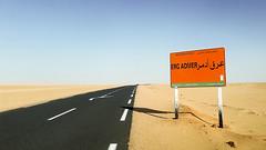 Erg Admer   (habib kaki 2) Tags: sahara algeria desert algerie erg   djanet admer rn3 illizi ilizi