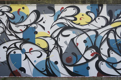 Cool street art in Porto, Portugal (jackie weisberg) Tags: abstract art portugal smart interesting abstractart eu porto clever coolstreetart jackieweisberg