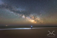 Midnight Explorer - Explore The Shore (Mike Ver Sprill - Milky Way Mike) Tags: ocean sea portrait sky panorama seascape art beach mike beautiful night self way stars landscape photography star bay michael amazing sand nikon long exposure photographer nightscape outdoor path pano explorer great fine surreal maryland best explore le walkway shore astrophotography midnight astronomy serene greatest scape milky tracker stitched pathway assateague mv ver d800 milkyway selfie the stargaze gazer 2875 nightscaper astrophotographer sprill ioptron versprill milkywaymike wwwmilkywaymikecom