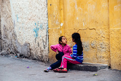 IMG_3986.JPG (esintu) Tags: street girls playing game girl wall kids turkey children play gaziantep