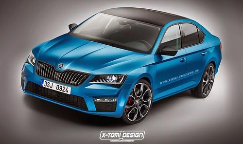 Skoda Superb RS by X-Tomi Design
