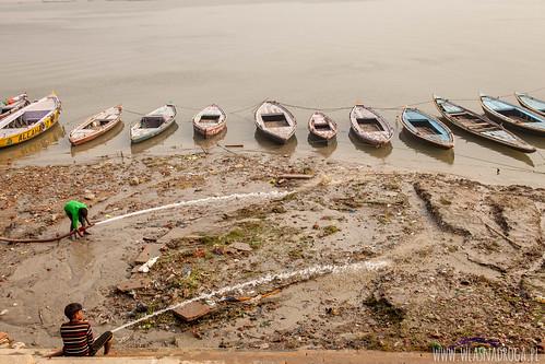 Brzeg Gangesu
