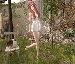 Jardinet (Anabigail) Tags: blogger sl friday oleander lode deaddollz boataom