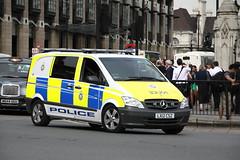 LX12CSZ / A81 Mercedes Vito of British Transport Police CBRN Response Van (Ian Press Photography) Tags: mercedes transport police service vans british van emergency services response 999 a81 vito btp cbrn lx12csz