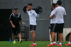 (Santos Futebol Clube) Tags: ct santos fc rei 2016 treino pel