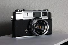 Yashica J (dcsides) Tags: j yashica yashinon 45cmf28