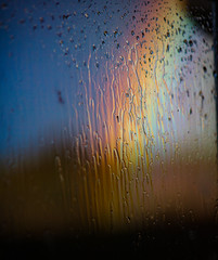 Even Behind Rain Becomes a Rainbow (Elliot Tratt) Tags: windows winter cold home window nature wet water rain weather canon landscape outside outdoors happy eos rainbow focus cornwall photographer rainyday sad natural outdoor magic falling teen rainy teenager 5d weathered inside rainbows amateur magical teenage coldness 2016 landescapes 5dm2 5dmark2