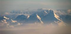 Waddington Range in Winter (Dru!) Tags: winter mountain snow canada mountains cold clouds plane work flying bc britishcolumbia coastmountains haidagwaii mountwaddington mtwaddington