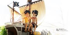 Thx 4 Your Luv (Thai Toy Photographer) Tags: lighting anime tree beach japan toys model ship outdoor ace cartoon manga trading figure cry figurine onepiece figures luffy toyphotography banpresto goingmerry thankyouforlovingme thankyouforyourlove cryheart