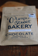 Pump Street Bakery: Sourdough and Sea Salt (miss_yasmina) Tags: food blog chocolate tasting milkchocolate salted darkchocolate fruition omnom akessons pumpstreetbakery