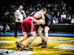 Greco-Roman wrestling // Ringen TSV Ehningen ( - Ralf) Tags: sport fight freestyle wrestling ringen turnhalle kampf grecoroman ehningen griechischrmisch tsvehningen schalkwiesenhalle
