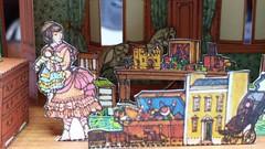 The Nursery (italiantime) Tags: victorianhouse paperdolls