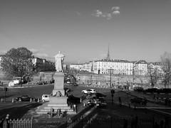 Torino. (coloreda24) Tags: italy torino europa europe italia piemonte po turin 2015 iphone6