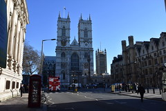 Westminster Abbey (John A King) Tags: street westminster abbey tothill