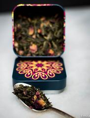 Sakura 2000 (Lalykse) Tags: green 35mm tea spoon vert cherryblossom sakura greentea cuillre th nikond3200 mariagefrres thvert fleursdecerisiers sakura2000 emvaphotography