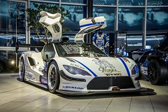 Praga R4S (Lukas Hron Photography) Tags: auto prague praga racing showroom r1 supercar r1s r1r r1t technologi r4s
