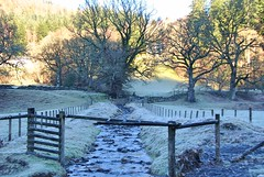 Betwys y Coed (philept1) Tags: winter wales woodland river outdoors countryside frost view valley snowdonia conwy afon llugwy betwys