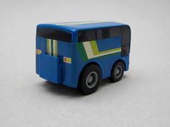 Penny Racer (The Moog Image Dump) Tags: blue cute car pull back action box super penny kawaii modified takara racer choroq q