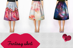 S. Valentine's Day Outfit 5 - Fantasy skirt (New York can wait...) Tags: love fashion shirt outfit shoes skirt valentine ring special date lovely tulle valentinesday blouses accessorize ootd