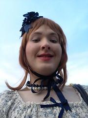 Classic Lolita image 2/2 (mandrke1) Tags: crossdressing adelaide navyblue innocentworld asiafest classiclolita lolitafashion brolita asiafest2015