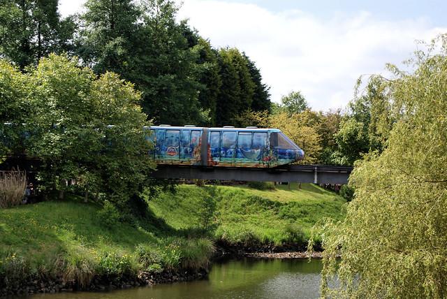 Monorail - Sealife Train