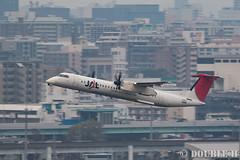 Fukuoka Airport 2016.1.17 (28) JA847C / JAC's DHC-8-400 (double-h) Tags: airplane jal dash8 jac   fuk fukuokaairport  rjff dhc8400  ja847c japanaircommutor eos7dmarkii ef100400mmf4556lisiiusm accinfukuoka